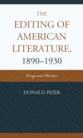 Editing of American Literature, 1890-193