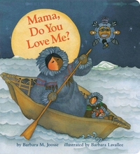 Mama Do You Love Me? Board Book