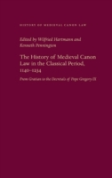 History of Medieval Canon Law in the Cla