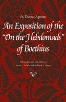 Exposition of the On the Hebdomads of Bo