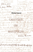 Calculus On Manifolds