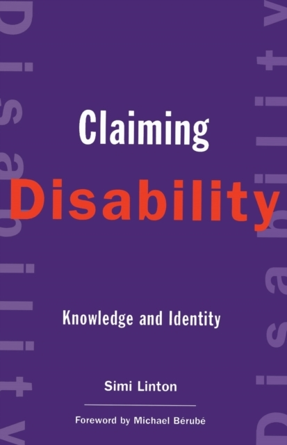 Claiming Disability