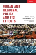 Urban and Regional Policy and Its Effect