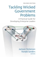 Tackling Wicked Government Problems