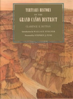 Tertiary History of the Grand Canon Dist