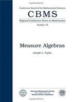 Measure Algebras