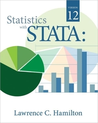 Statistics with STATA : Version 12
