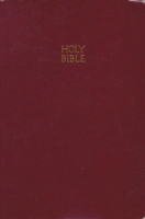 KJV, End-of-Verse Reference Bible, Giant