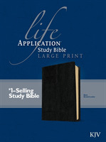 Life Application Study Bible-KJV-Large P