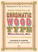 Specimens of Chromatic Wood Type, Border