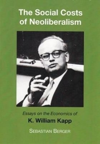 The Socials Costs of Neoliberalism