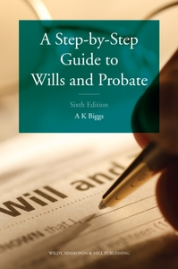 A Step-by-Step Guide to Wills and Probat