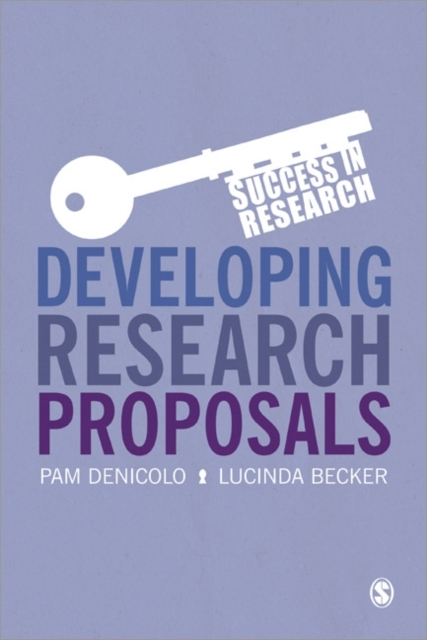 Developing Research Proposals