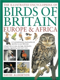 The Illustrated Encyclopedia of Birds of