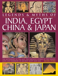 Legends & Myths of India, Egypt, China &