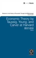 Economic Theory by Taussig, Young, and C