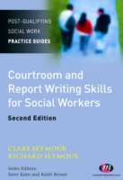 Courtroom and Report Writing Skills for
