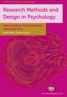 Research Methods and Design in Psycholog