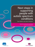 Next steps in supporting people with aut