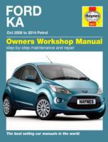 Ford Ka Petrol (09 - 14) 58 To 14