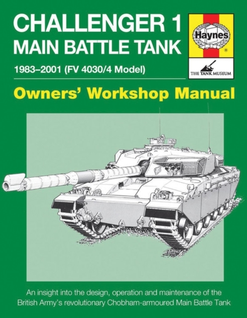 Challenger 1 Main Battle Tank Owners' Wo