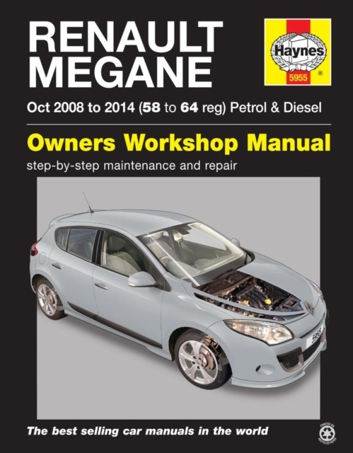 Renault Megane (Oct '08-'14) 58 To 64