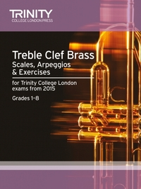 Brass Scales & Exercises: Treble Clef fr
