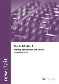 New CLAIT 2006 Unit 2 Creating Spreadshe