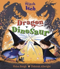 The Witch with an Itch: Dragon v Dinosau