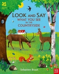 National Trust: Look and Say What You Se