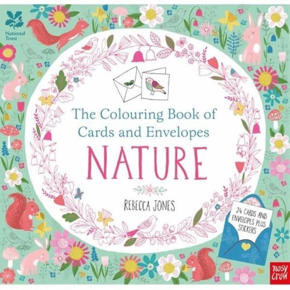 National Trust: The Colouring Book of Ca