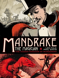 Mandrake the Magician, The Hidden Kingdo
