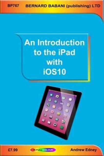 An Introduction to the iPad with iOS10