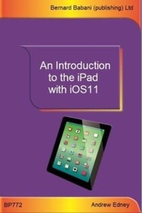 An Introduction to the iPad with iOS11