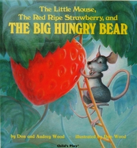 The Little Mouse, the Red Ripe Strawberr