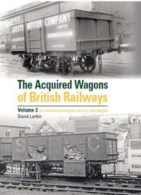 The Acquired Wagons of British Railways