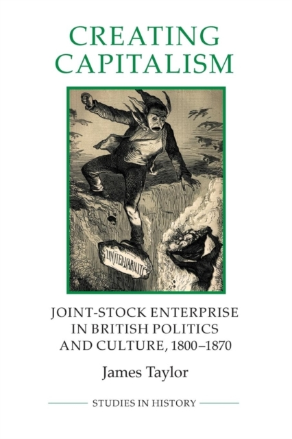 Creating Capitalism - Joint-Stock Enterp