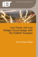 Low Power and Low Voltage Circuit Design
