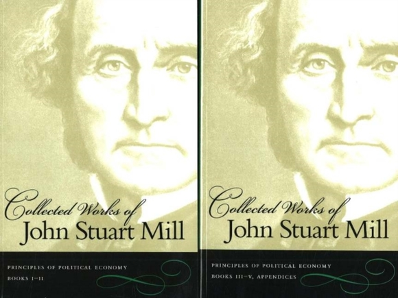 The Collected Works of John Stuart Mill,