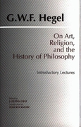 On Art, Religion, and the History of Phi