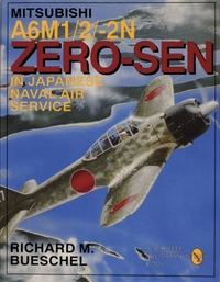 Mitsubishi A6M-1/2/2-N Zero-Sen of the J