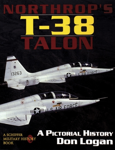 Northrop's T-38 TALON