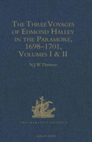 The Three Voyages of Edmond Halley in th