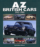 A-Z British Cars 1945-1980