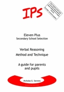 Verbal Reasoning - Method and Technique