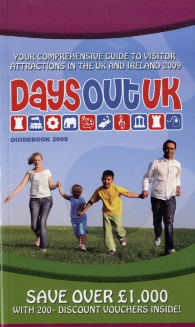 Days Out UK Guidebook