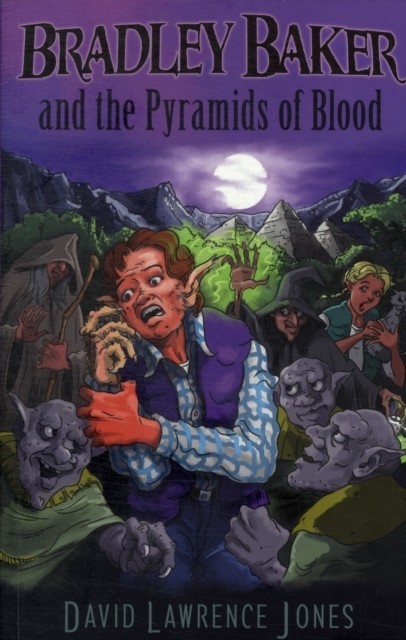 Bradley Baker and the Pyramids of Blood