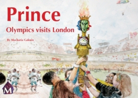 Prince Olympic Visits london