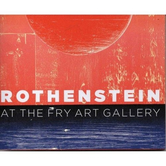 Rothenstein at the Fry Art Gallery