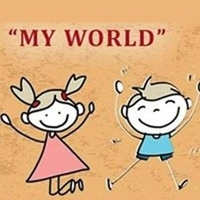 My World- A Workbook for Self-Expression